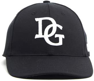 Dolce & Gabbana 'dg' Cap