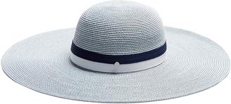 Blanche hemp-straw hat