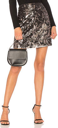 1 STATE Sequin Mini Skirt