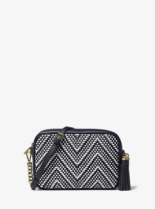 24dbc2cfe779f0 258 Michael Kors Maddie Handbag Purse MK Bag LAST 1