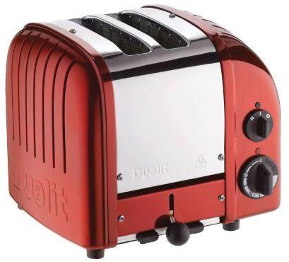 Dualit Apple-Red NewGen 2-Slice Toaster