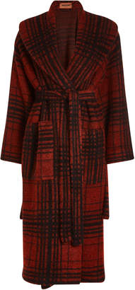 Missoni Maxi Cardigan with Wool, Mohair and Alpaca