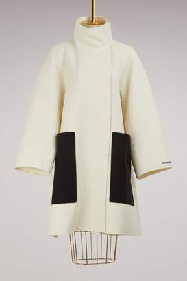 Sportmax Newport wool coat