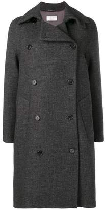 Kiltie double breasted coat