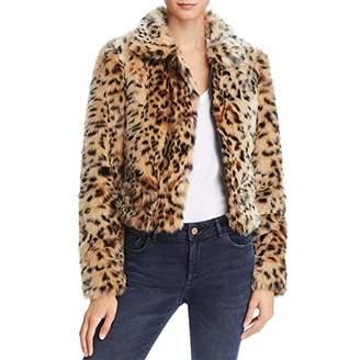 Joe's Jeans Women's Kate Fur Bomber