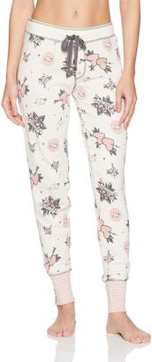 PJ Salvage Women's Forever and Ever Jogger Pant