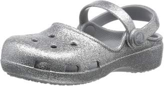Crocs Karin Sparkle K Mini Heel Clog