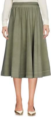 Jijil 3/4 length skirts - Item 35348182NP