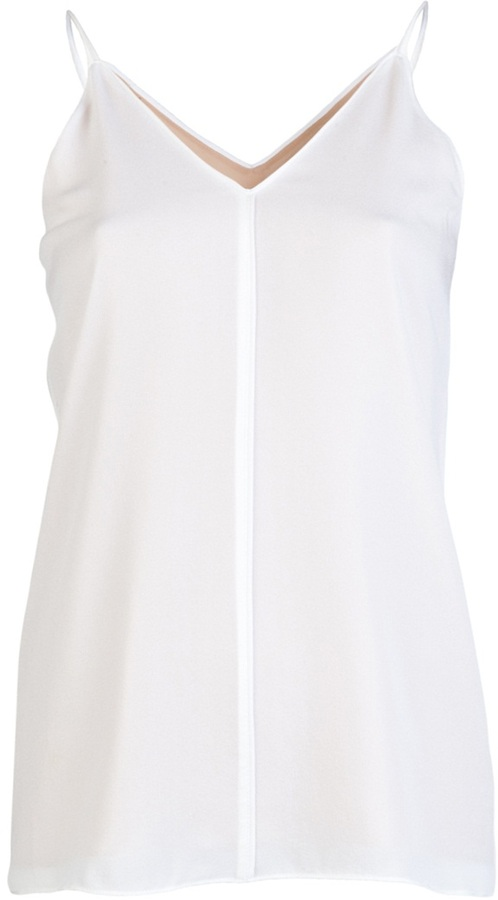 T By Alexander Wang Georgette reversible cami