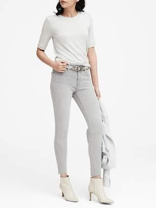 Banana Republic High-Rise Skinny Ankle Jean