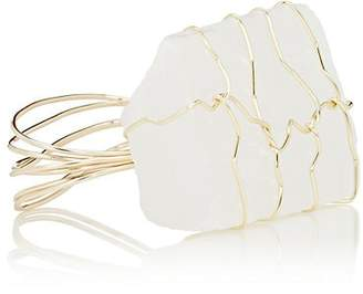 Joseph Williams Ice Bar Napkin Ring - White