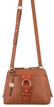 Lodis Rodeo RFID Izabella Leather Crossbody Bag