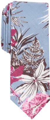 Original Penguin Men's Serzi Floral Skinny Tie