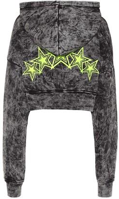 Amiri Cotton jersey hoodie