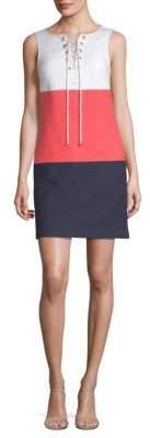 Trina Turk Miss Brady Colorblock Dress