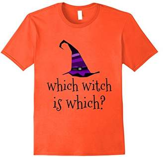 Which Witch Is Which Funny Grammar Teacher shirt