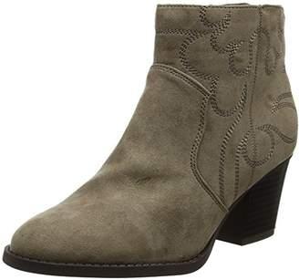 New Look Women's Wide Foot Cowboy Boots (Light Brown), (39 EU)