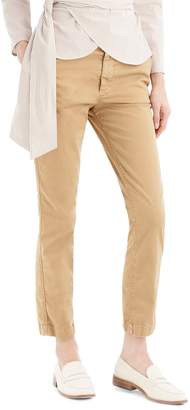J.Crew High Rise Slim Boy Chino Pants