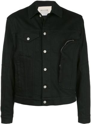 Alyx denim zip-pocket jacket