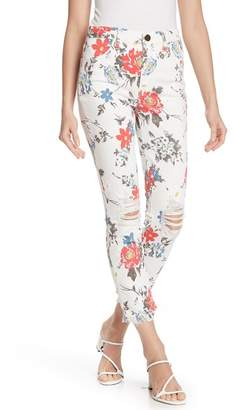 Show Me Your Mumu Brooklyn Floral High Waist Pants