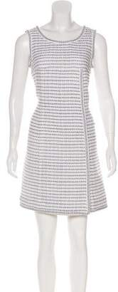Chanel Tweed Shift Dress