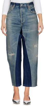 Citizens of Humanity Denim pants - Item 42649722UN