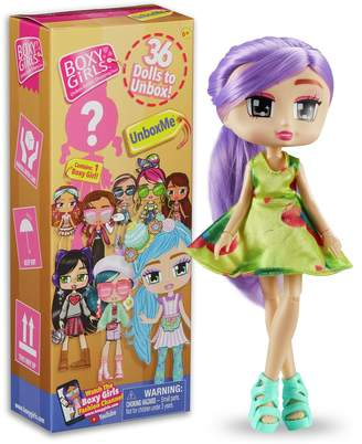 Boxy Girls Unbox Me Doll Boxy Girls Unbox Me Girls Doll