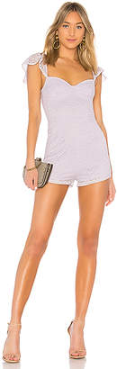 by the way. Perla Lace Romper