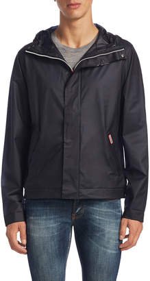 Hunter Hooded Rain Jacket