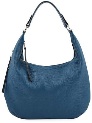 Rebecca Minkoff Michelle Pebbled Leather Hobo Bag