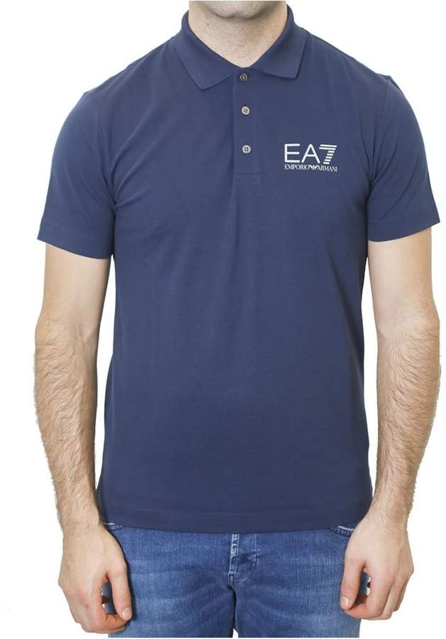 Emporio Armani Ea7 - Cotton Polo Shirt