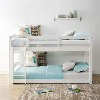 LOFT Harriet Bee Daleyza Twin Bunk Bed Bed Frame