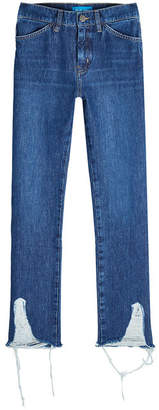 MiH Jeans Cult Distressed Jeans