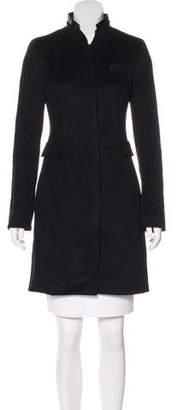 Akris Punto Tailored Wool Coat