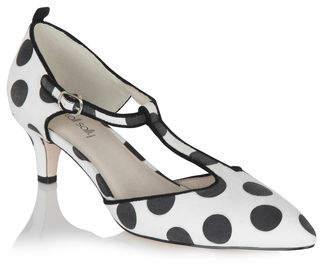 LTS Astrid T-Bar Heeled Shoe
