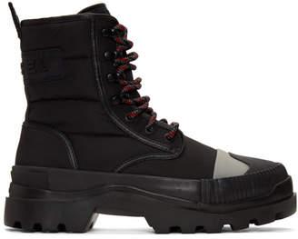 Diesel Black D-VAIONT DBB Boots