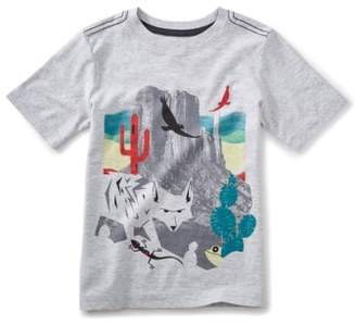Tea Collection Canyon Lands Graphic T-Shirt