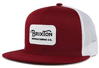 Brixton Red Men s Hats - ShopStyle 94aae0f7a0ea