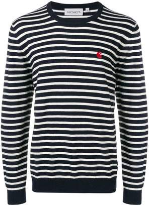 Carhartt Heritage striped jumper