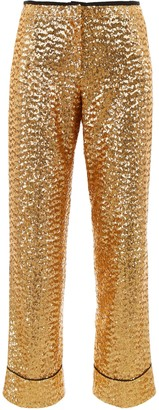 Loren In The Mood For Love Sequins Trousers