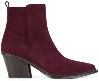 Sartore western heeled boots