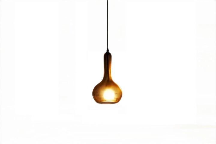 TOKEN - Bell Kelp Etched Pendant