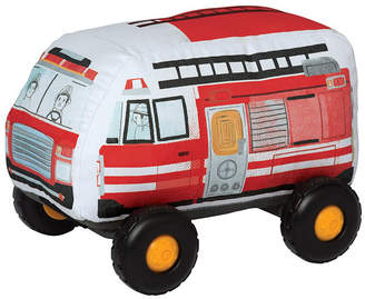 Manhattan Toy Bumpers Firetruck Toy Vehicle