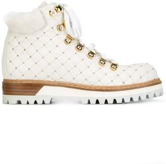Le Silla studded hiking boots
