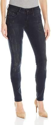 G Star Women's Midge Cody Mid Skinny Jeans