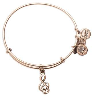 Alex and Ani Sweet Melody Expandable Wire Bangle, Charity by Design Collection