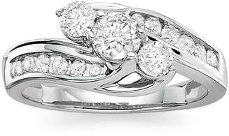 JCPenney MODERN BRIDE Love Lives Forever 1 CT. T.W. Diamond 10K White Gold Ring