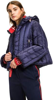 Tommy Hilfiger Spring Weight Swing Puffer