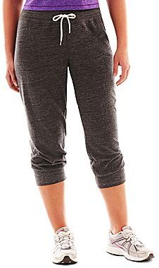 JCPenney XersionTM Naomi Cropped Pants - Plus