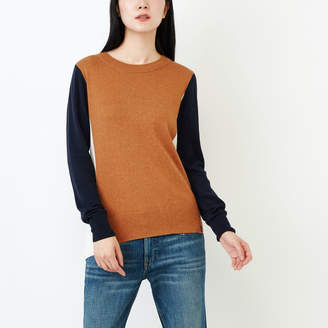 Roots Colour Blocked Sweater